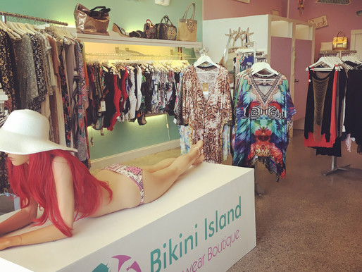 Bikini Island Swimwear