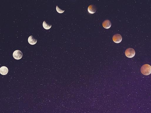 """""""Connecte-toi à la Lune, à tes lunes. Tu es lunaire, femme solaire"""""""