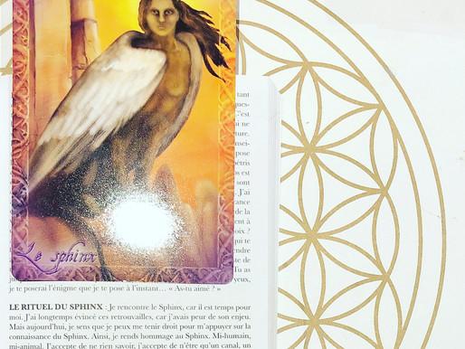 « J'offre ce que je sais, j'offre ce que j'ignore » (ATTENTION, coming out spirituel ! 😅)