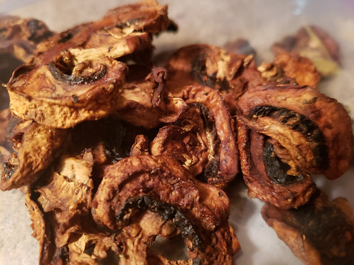 Vegan Option Teriyaki Mushroom Jerky
