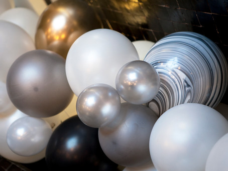 A guide to choosing the perfect balloon garland for your event