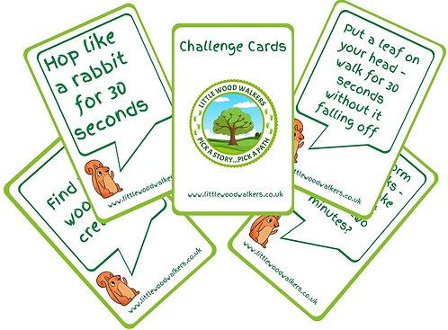 DOWNLOAD - Challenge Cards