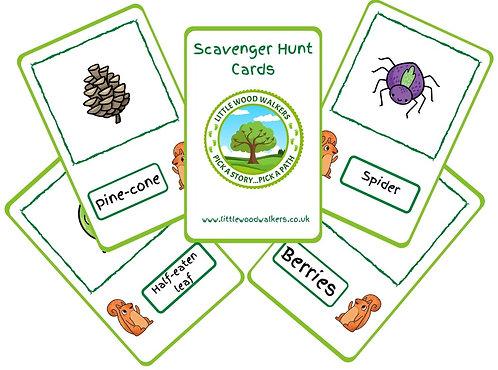DOWNLOAD - Scavenger Cards
