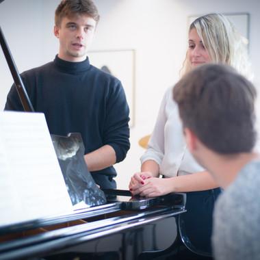 En savoir plus sur le pass Duo Singers