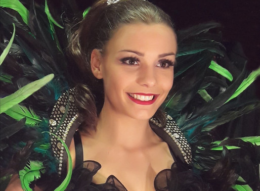 Portrait - Maeva Mdx & Broadway Dance Cabaret !