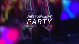 Free Your Move PARTY