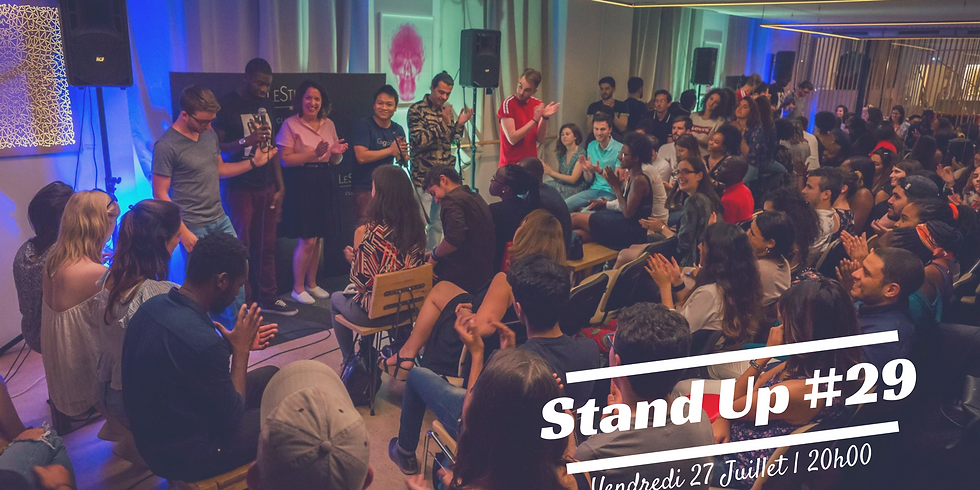 Stand Up #29