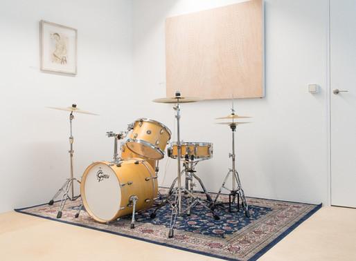 Jouer en groupe - Comment optimiser le son lors de vos séances en studio de répétition de musique ?