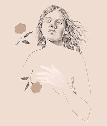 VENUS BIRTH - Anne Gandal