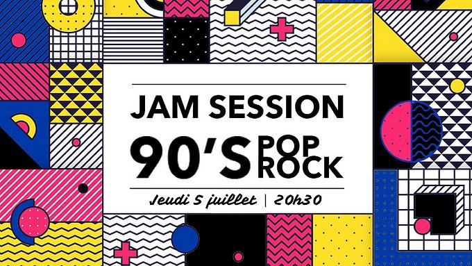 Jam Session   90's PopRock