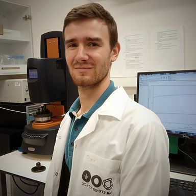 Congratulations to Nathan Schiffmann for been awarded the TAU-MED fellowship to pursue a research project in our lab!