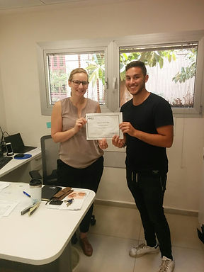 We were happy to host Emanuel Shaddaie as a student in the International summer research program. Good luck!