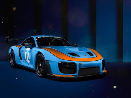 How I shot it: Porsche 935 (2019)