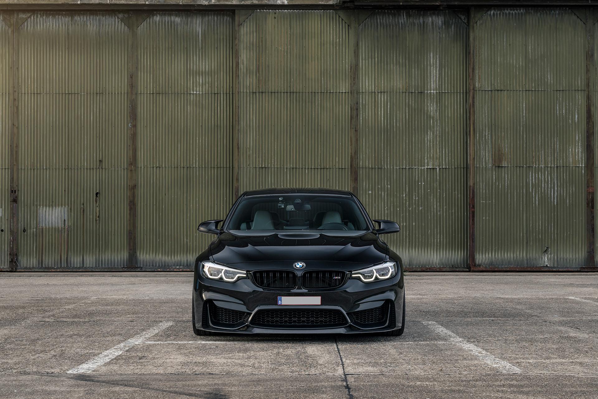 BMW F80 Tuned