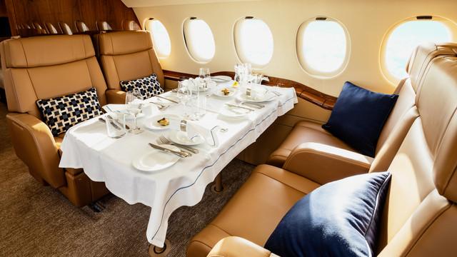 Private Jet Interiors