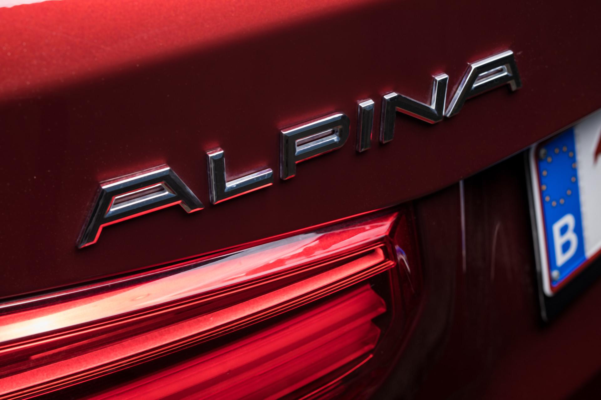 Alpina D3 Touring Individual