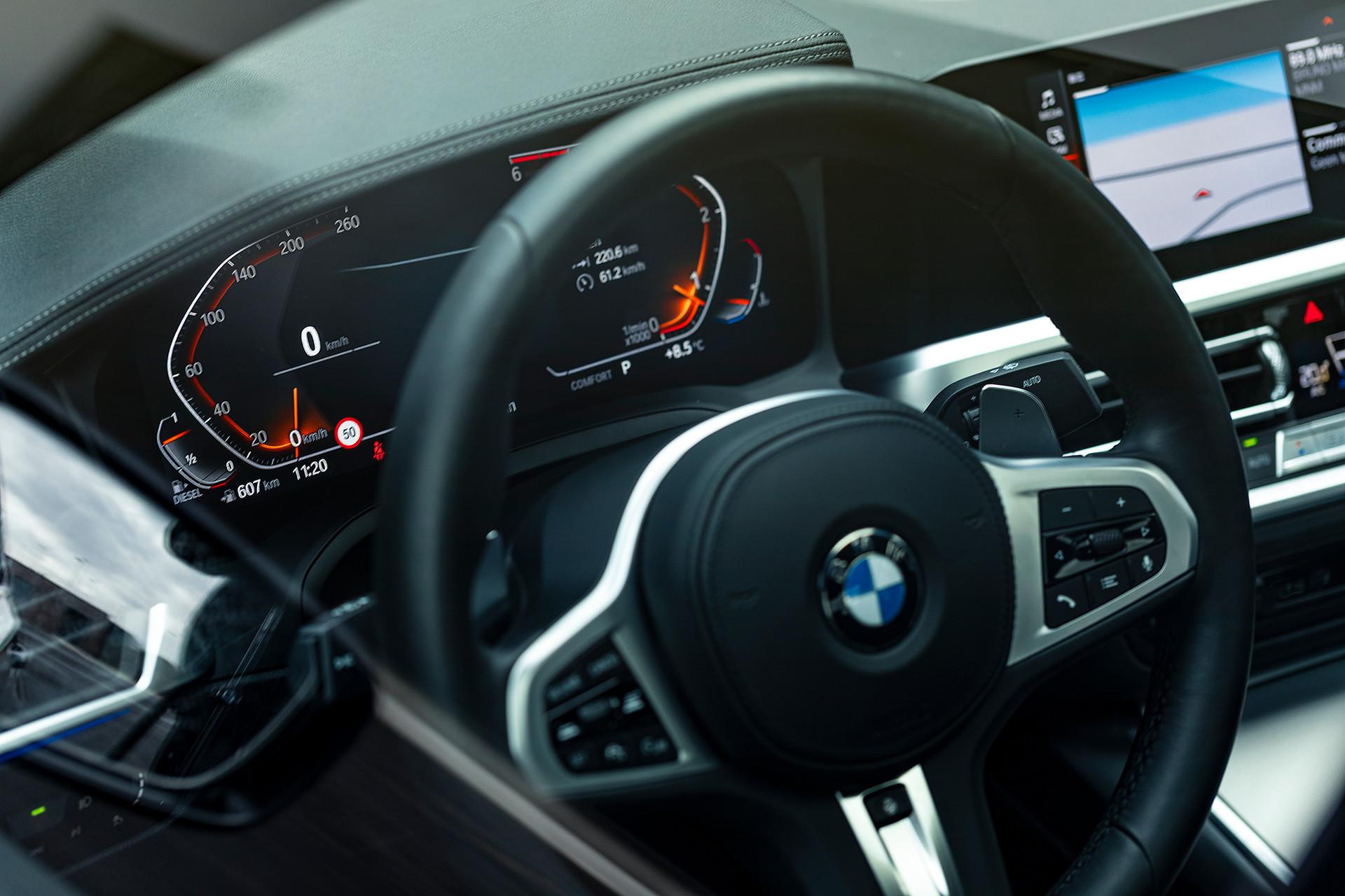 BMW G20 Tanzanite individual