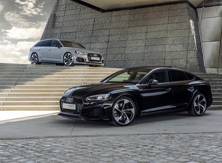 Driven: Audi RS4 Avant & RS5 Sportback