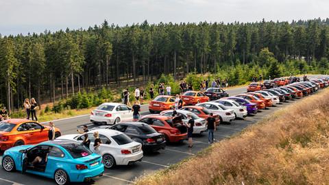 BMW M1 meet 2019