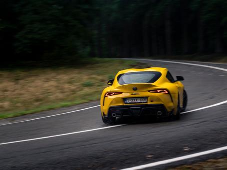 DRIVEN: 2021 Toyota Supra 2.0L