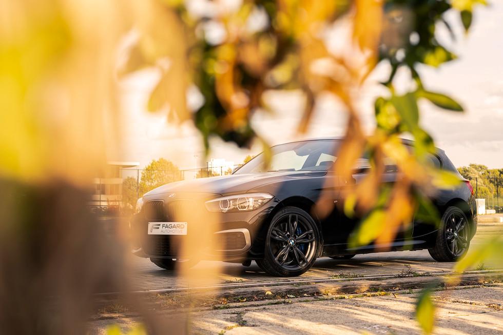 BMW M140i Xdrive Shadow