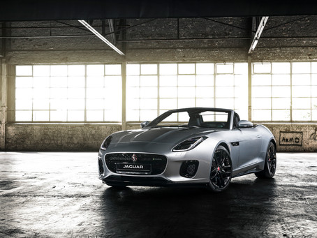 Driven: Jaguar F-type P300