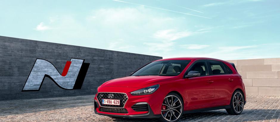The Hyundai i30N might be the best hot hatch on sale