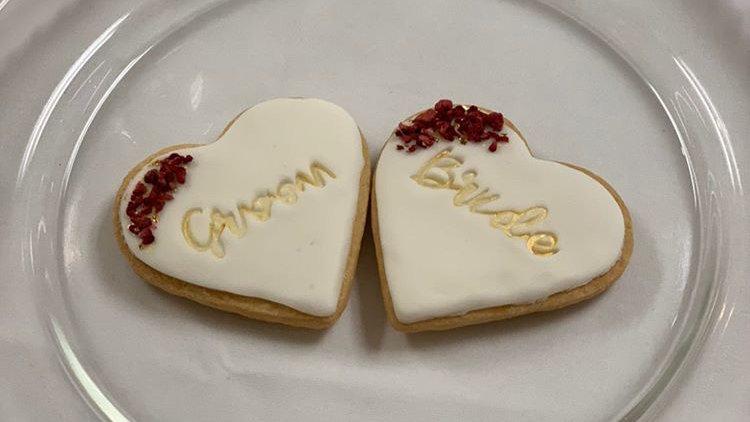 Bespoke biscuits