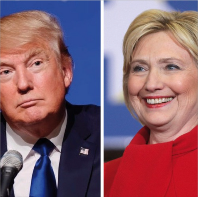 2016 Presidential Election Thoughts