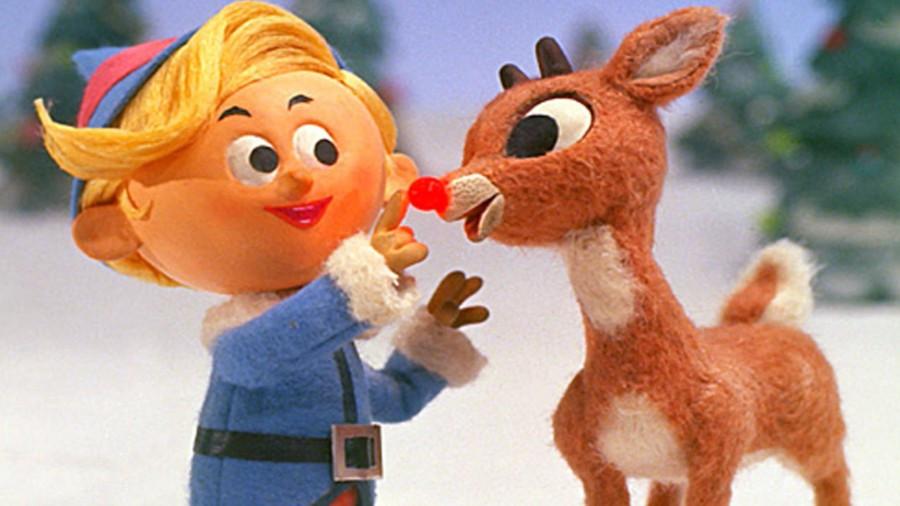 Garfield Christmas Special clip