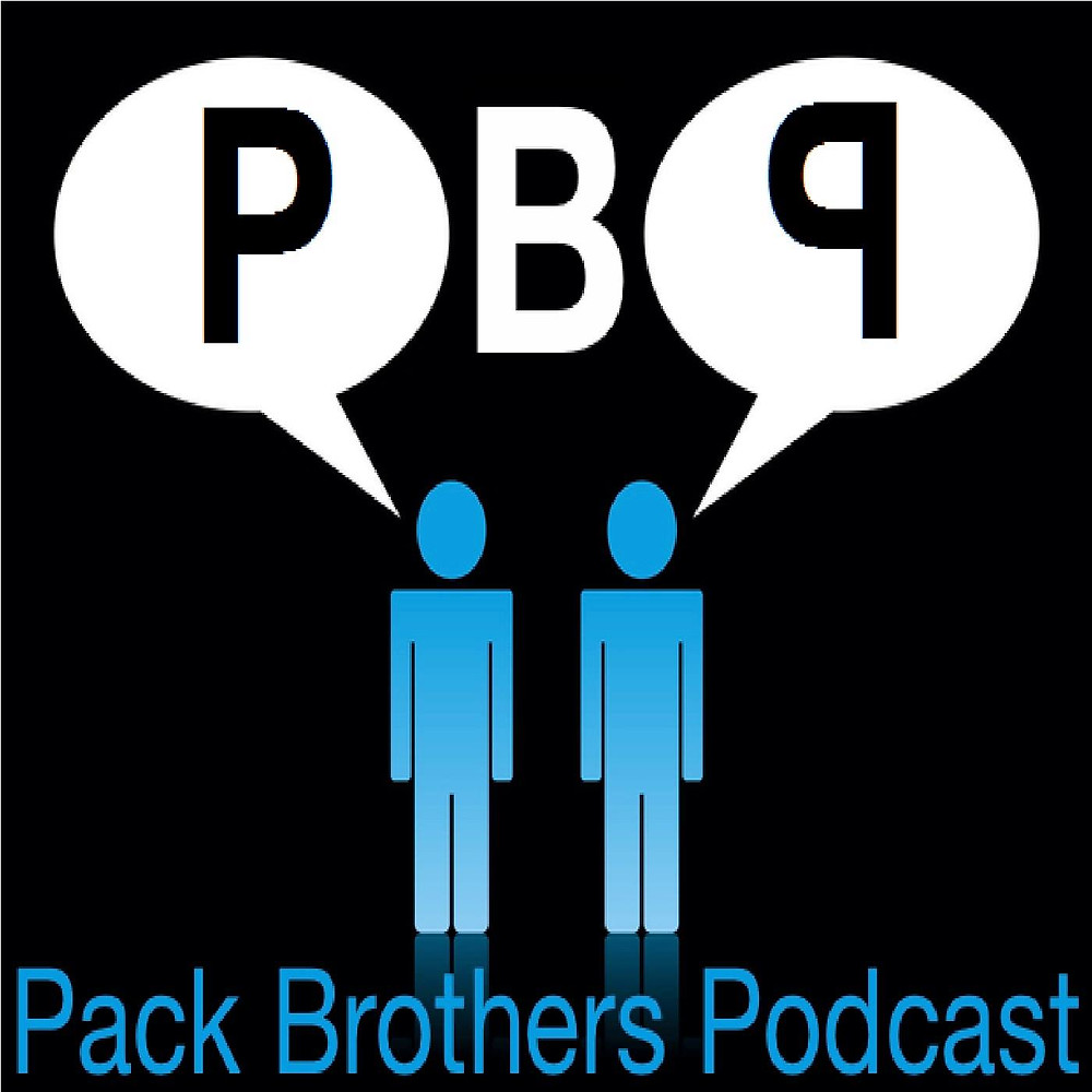 Pack Brothers Podcast Logo