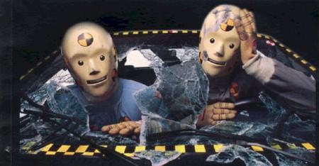 PSA: Crash Test Dummies