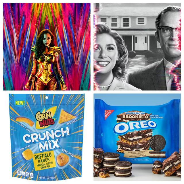 Superhero Shows and Snacks