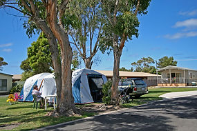 Apollo Bay camp sites