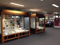 RMIT University library exhibition 2013_1