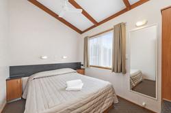 Spa Cabin Bedroom