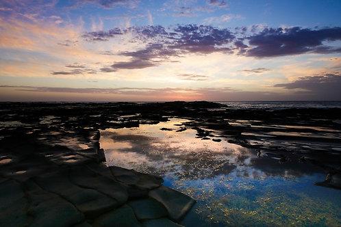 Marengo Beach, sunrise