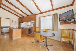 Spa Cabin Kitchen