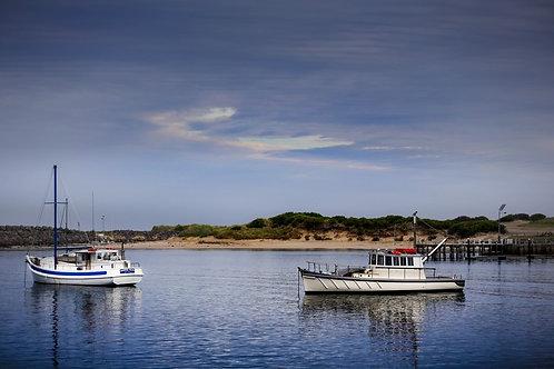 Fishing Vessels , Apollo Bay