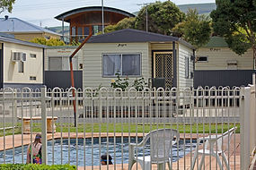 Apollo Bay Standard Cabin