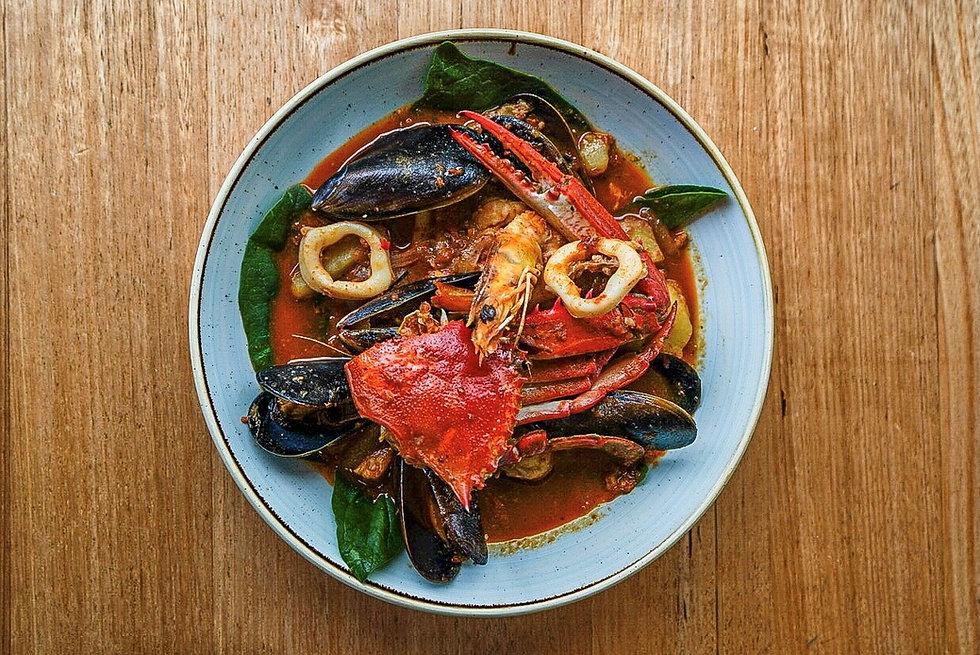Seafood Apollo Bay