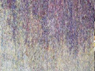 nocturne. violet. green.
