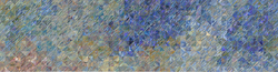 etude in blue