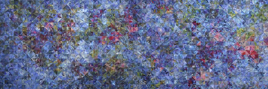 motif blue