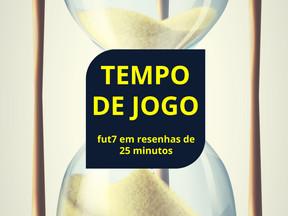 TEMPO DE JOGO, com Matheus Franco