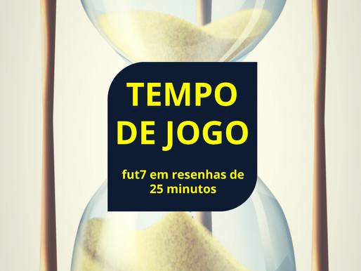 TEMPO DE JOGO, com Bebezão