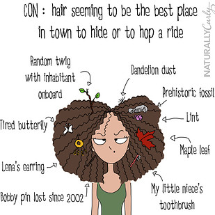 The Hair-esy Of It All!