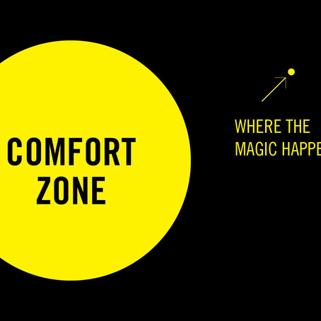 Out of My Comfort Zone and Into the Fire
