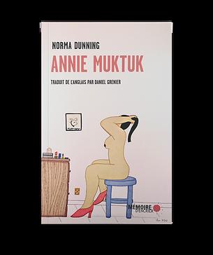 ANNIE MUKTUK