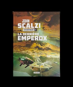 L'INTERDÉPENDANCE T.III - LA DERNIERE EMPEROX